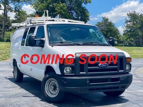2014 Ford E-Series Cargo for sale at Sebar Inc. in Greensboro NC