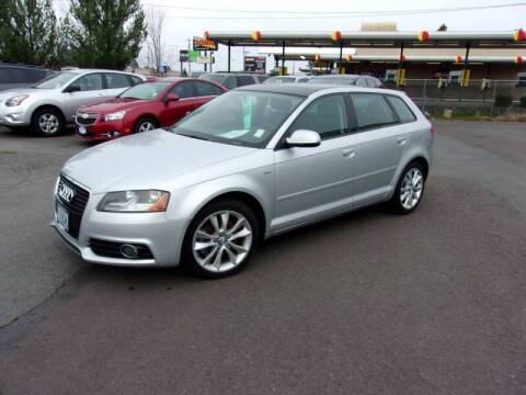 2012 Audi A3 for sale at PJ's Auto Center in Salem OR