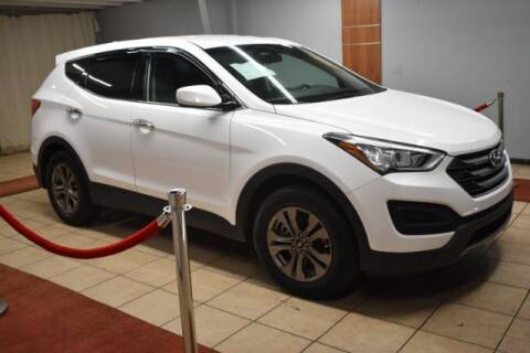 2016 Hyundai Santa Fe Sport for sale at Adams Auto Group Inc. in Charlotte NC