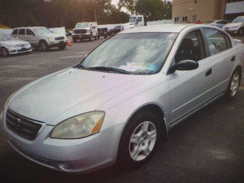 2003 Nissan Altima for sale at Brick City Affordable Cars in Newark NJ