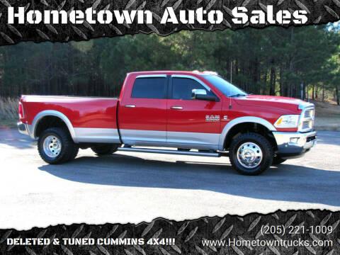 2016 RAM Ram Pickup 3500 for sale at Hometown Auto Sales - Trucks in Jasper AL