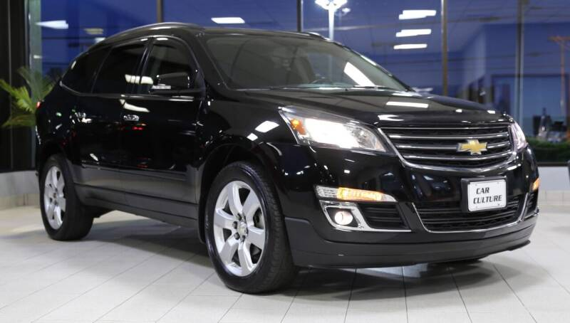 2016 Chevrolet Traverse for sale at Car Culture in Warren OH