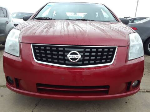2009 Nissan Sentra for sale at Auto Haus Imports in Grand Prairie TX