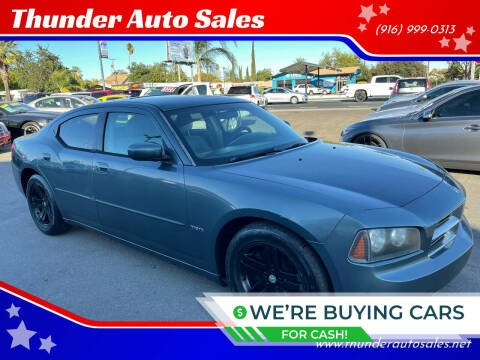 2006 Dodge Charger for sale at Thunder Auto Sales in Sacramento CA
