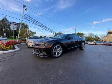 2015 Chevrolet Camaro for sale at WOLF'S ELITE AUTOS in Wilmington DE