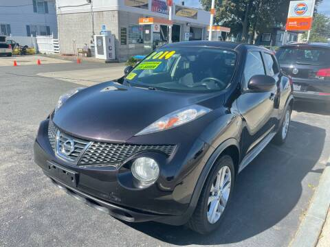 2014 Nissan JUKE for sale at Quincy Shore Automotive in Quincy MA