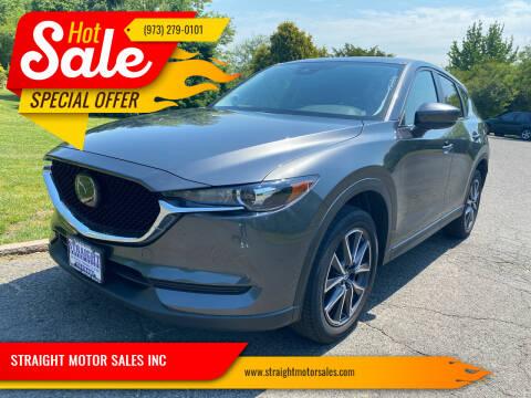 2018 Mazda CX-5 for sale at STRAIGHT MOTOR SALES INC in Paterson NJ