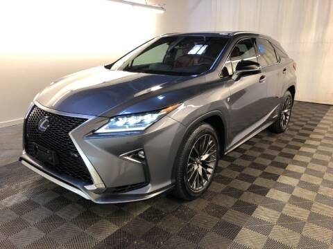 2016 Lexus RX 450h for sale at RT28 Motors in North Reading MA