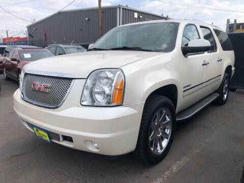 2012 GMC Yukon XL for sale at New Wave Auto Brokers & Sales in Denver CO