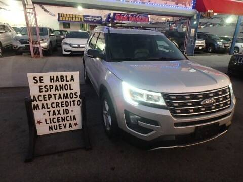 2016 Ford Explorer for sale at Cedano Auto Mall Inc in Bronx NY