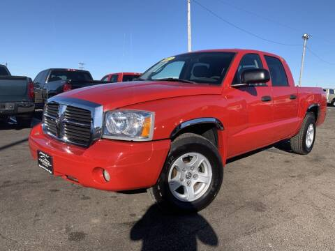 2007 Dodge Dakota for sale at Superior Auto Mall of Chenoa in Chenoa IL