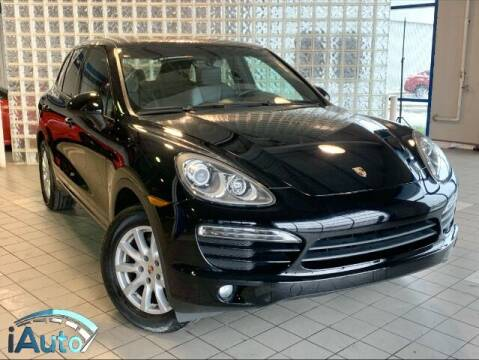 2014 Porsche Cayenne for sale at iAuto in Cincinnati OH