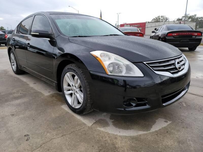 2010 Nissan Altima for sale at Warren's Auto Sales, Inc. in Lakeland FL