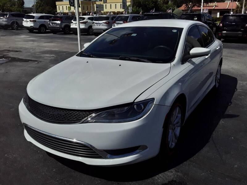 2016 Chrysler 200 for sale at YOUR BEST DRIVE in Oakland Park FL