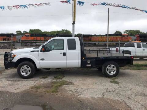 2011 Ford F-250 Super Duty for sale at Ramsey Auto Sales in Wichita KS