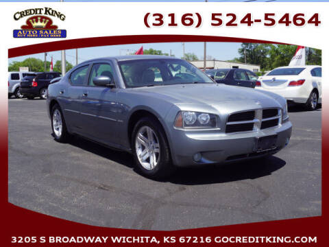 2006 Dodge Charger for sale at Credit King Auto Sales in Wichita KS