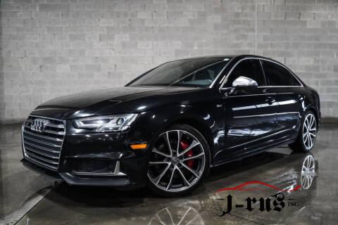 2018 Audi S4 for sale at J-Rus Inc. in Macomb MI