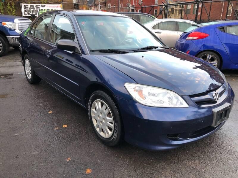 2004 Honda Civic for sale at James Motor Cars in Hartford CT