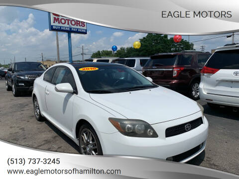 2010 Scion tC for sale at Eagle Motors in Hamilton OH