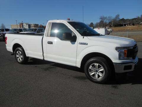 2020 Ford F-150 for sale at Benton Truck Sales in Benton AR