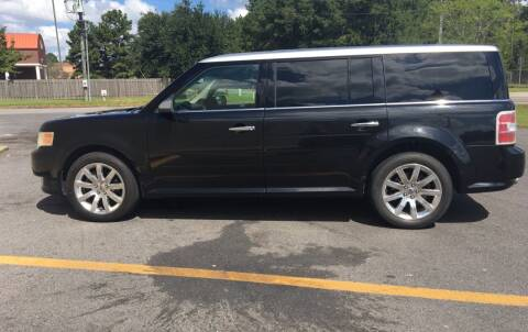 2011 Ford Flex for sale at Bobby Lafleur Auto Sales in Lake Charles LA