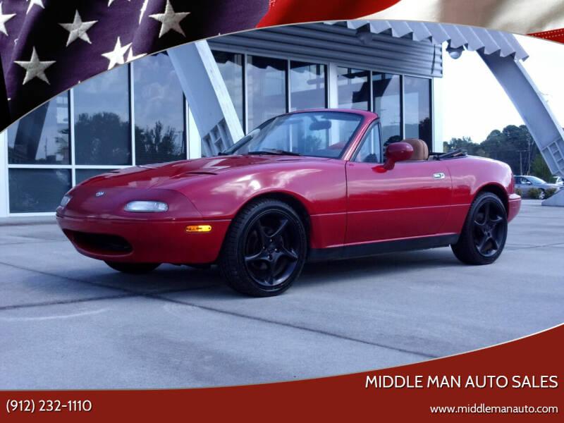 1994 Mazda MX-5 Miata for sale at Middle Man Auto Sales in Savannah GA