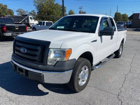 2011 Ford F-150 for sale at Brewster Used Cars in Anderson SC