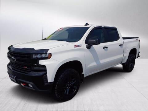 2020 Chevrolet Silverado 1500 for sale at Fitzgerald Cadillac & Chevrolet in Frederick MD