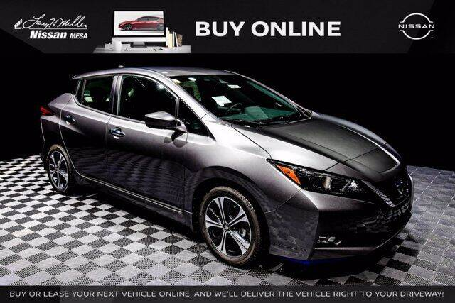 2021 Nissan LEAF for sale in Mesa, AZ