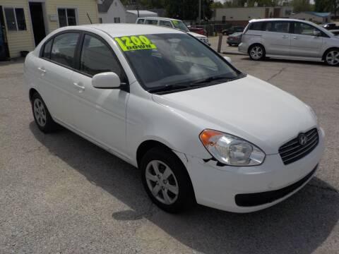 2011 Hyundai Accent for sale at SEBASTIAN AUTO SALES INC. in Terre Haute IN