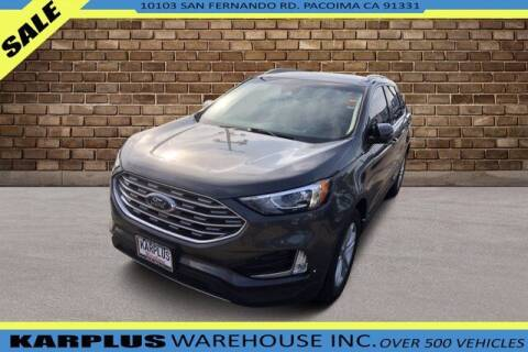 2019 Ford Edge for sale at Karplus Warehouse in Pacoima CA