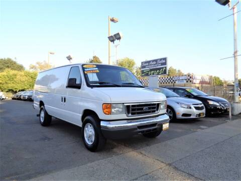2006 Ford E-Series Cargo for sale at Save Auto Sales in Sacramento CA