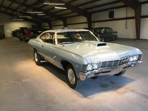 1967 Chevrolet impala gasser for sale at SHAKER VALLEY AUTO SALES - Classic Cars in Enfield NH