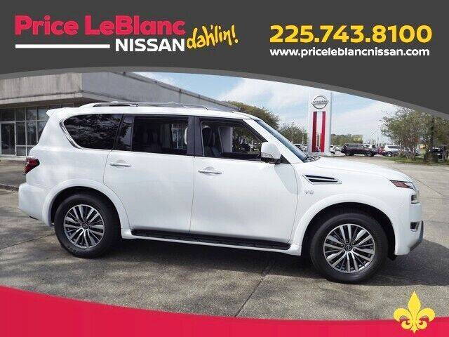2022 Nissan Armada for sale in Gonzales, LA