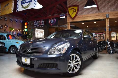 2009 Infiniti G37 Sedan for sale at Chicago Cars US in Summit IL