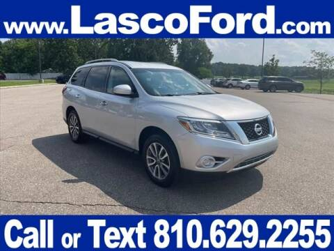 2013 Nissan Pathfinder for sale at Lasco of Grand Blanc in Grand Blanc MI