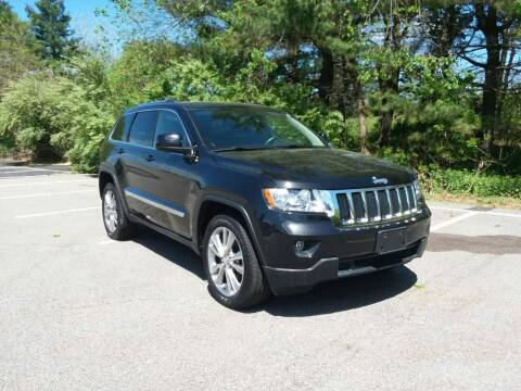 2012 Jeep Grand Cherokee for sale at Westford Auto Sales in Westford MA
