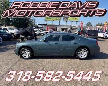 2006 Dodge Charger for sale at Robbie Davis Motorsports in Monroe LA