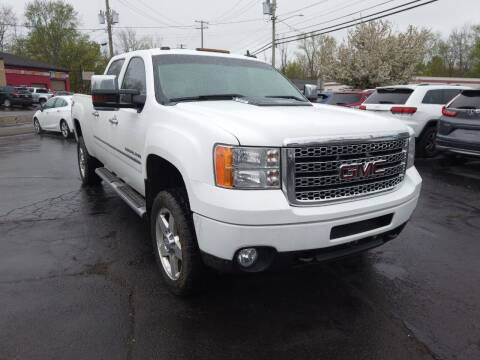 2012 GMC Sierra 2500HD for sale at RS Motors in Falconer NY