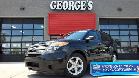 2014 Ford Explorer for sale at George's Used Cars - Pennsylvania & Allen in Brownstown MI