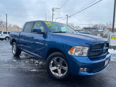 2011 RAM Ram Pickup 1500 for sale at Magana Auto Sales Inc in Aurora IL