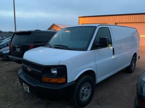 2008 Chevrolet Express Cargo for sale at Yachs Auto Sales and Service in Ringle WI