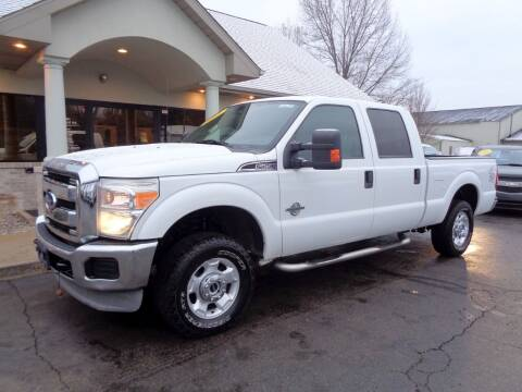 2011 Ford F-250 Super Duty for sale at DEALS UNLIMITED INC in Portage MI