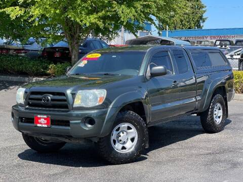 2010 Toyota Tacoma for sale at Real Deal Cars in Everett WA