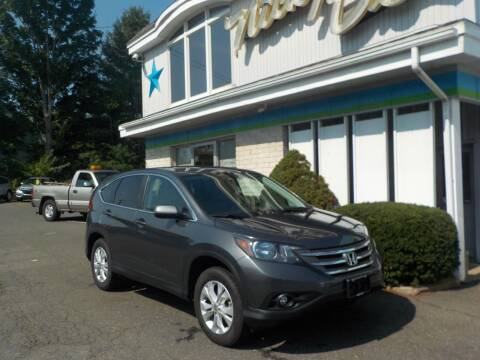 2013 Honda CR-V for sale at Nicky D's in Easthampton MA