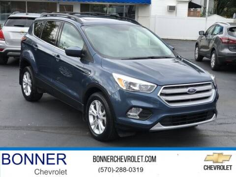 2018 Ford Escape for sale at Bonner Chevrolet in Kingston PA