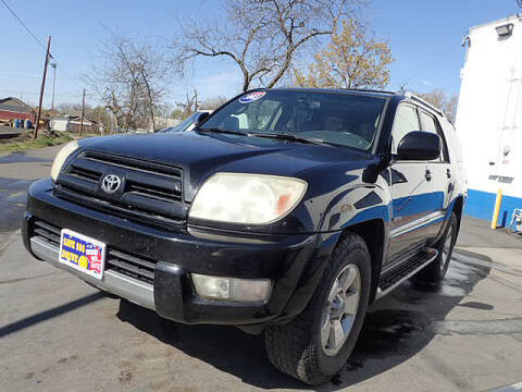 2003 Toyota 4Runner for sale at Tommy's 9th Street Auto Sales in Walla Walla WA