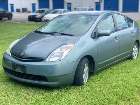 2005 Toyota Prius for sale at Krifer Auto LLC in Sarasota FL
