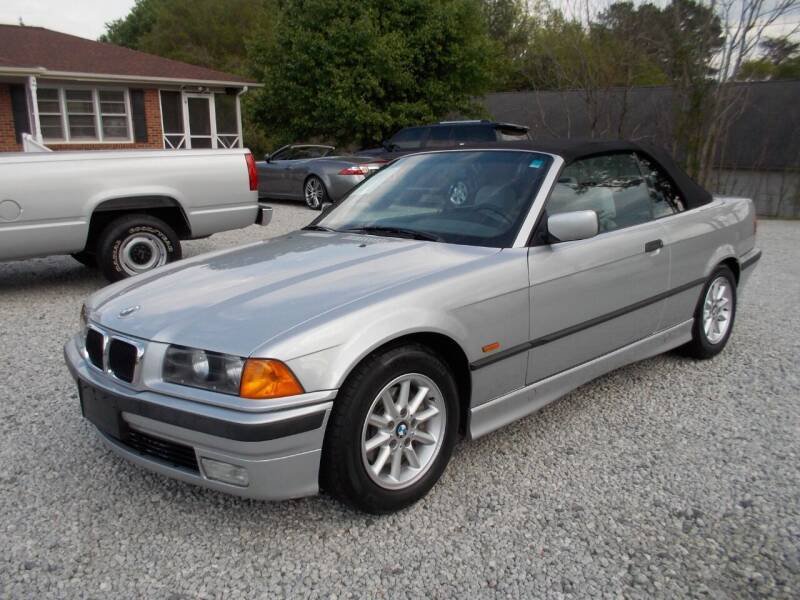 1999 BMW 3 Series for sale at Carolina Auto Connection & Motorsports in Spartanburg SC