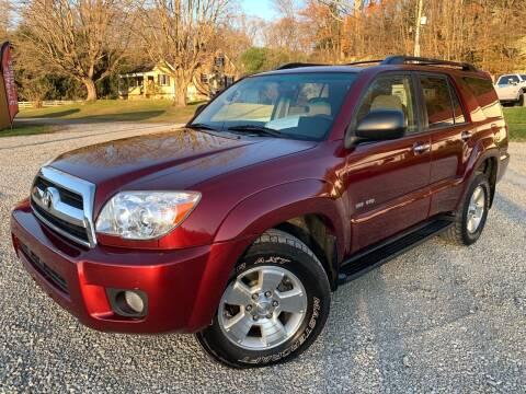 2007 Toyota 4Runner for sale at Rt 33 Motors LLC in Rockbridge OH